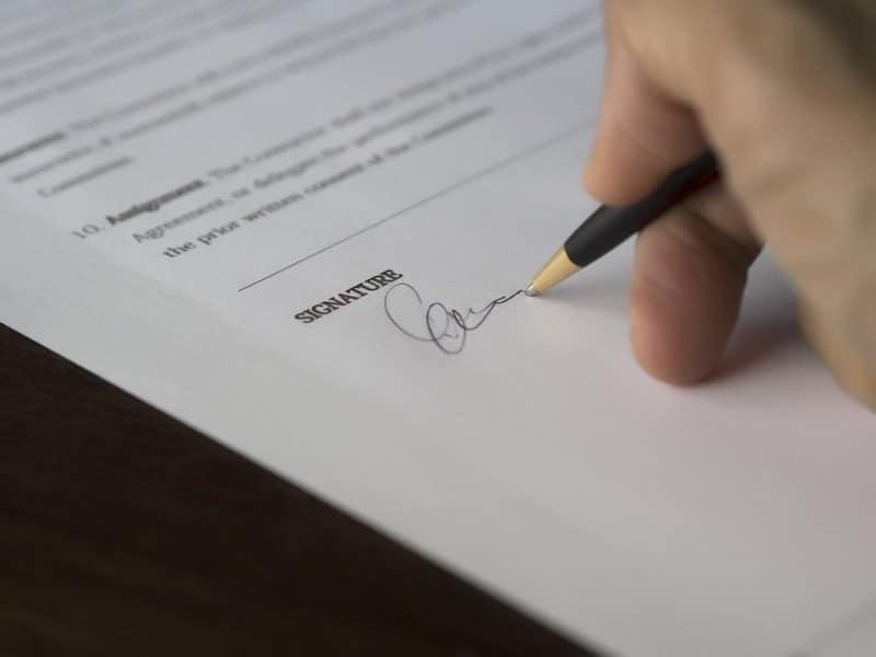 La signature de contrat électronique pour votre entreprise