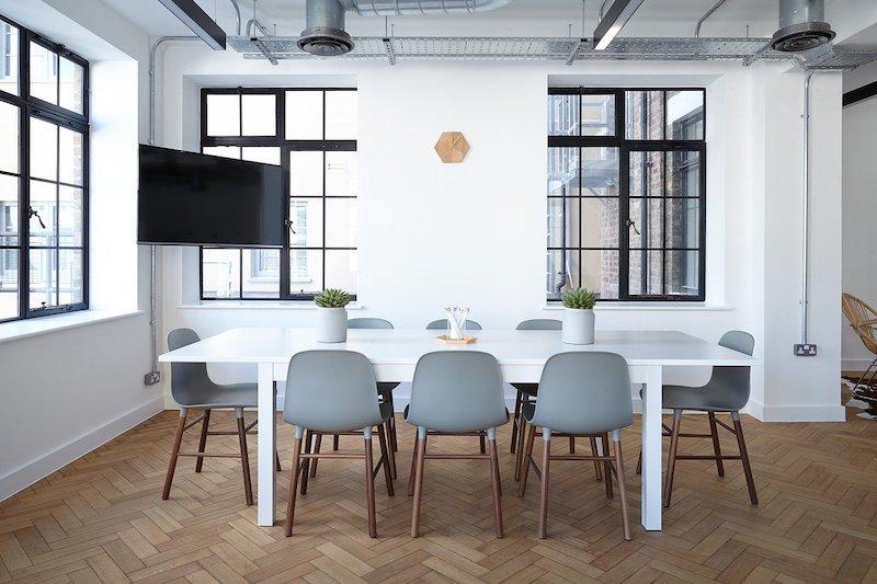 Financement de mobilier de bureau