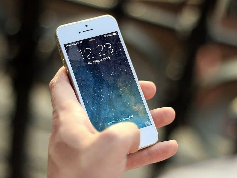 La location de smartphone par M2M Financement